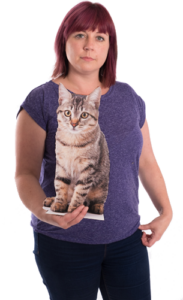 Small Pet Cardboard Cutout