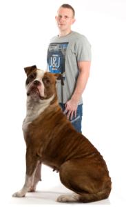 Big Pet Carboard Cutout
