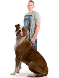 Big Pet Cardboard Cutout