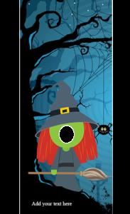 Witch Peeky
